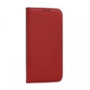 Калъф тип книга Smart - Huawei P8 Lite 2017/ P9 Lite 2017 червен