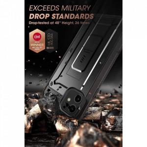 Калъф 360° Supcase Unicorn Beetle Pro със стойка - iPhone 11 черен