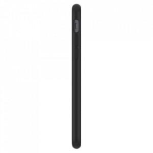 Оригинален гръб Spigen Liquid Crystal - iPhone 7 / 8 черен мат