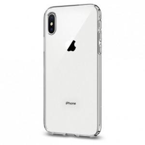 Оригинален гръб Spigen Liquid Crystal - iPhone X / XS кристален
