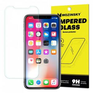 Плосък стъклен протектор 9H WOZINSKY - Nokia X6 2018 / 6.1 Plus