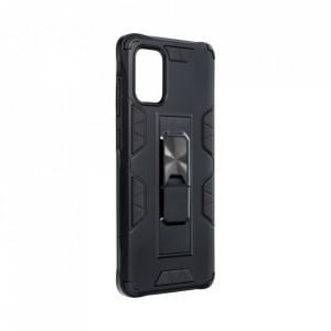 Подсилен гръб със стойка Forcell DEFENDER - Samsung Galaxy A72/A72 5G черен