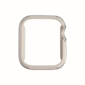 Рамка UNIQ Valencia - Apple Watch 4 / 5 44mm сребърен