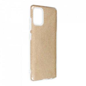 Силиконов гръб FORCELL Shining - Samsung Galaxy A52 5G / A52 LTE ( 4G ) OR