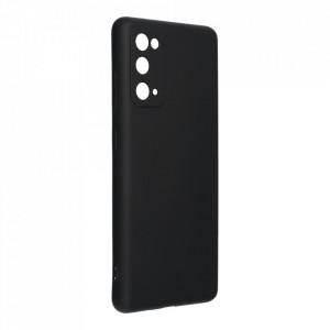 Силиконов гръб FORCELL Silicone Lite - Samsung Galaxy S20 FE / S20 FE 5G черен