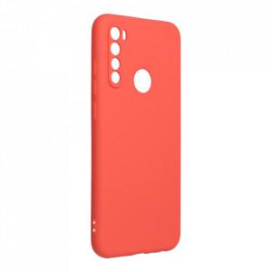 Силиконов гръб FORCELL Silicone Lite - Xiaomi Redmi Note 10 Pro червен