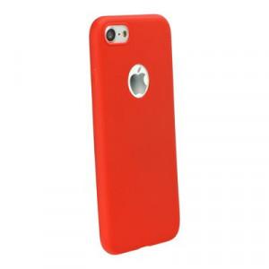 Силиконов гръб FORCELL Soft - iPhone 11 червен