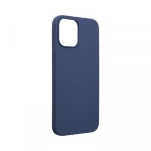 Силиконов гръб FORCELL Soft - iPhone 12 Pro Max тъмно син