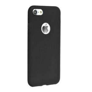 Силиконов гръб FORCELL Soft - iPhone XS черен