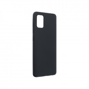 Силиконов гръб FORCELL Soft - Samsung Galaxy A52 5G / A52 LTE ( 4G ) черен