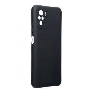 Силиконов гръб FORCELL Soft - Xiaomi Redmi Note 10 / 10S черен