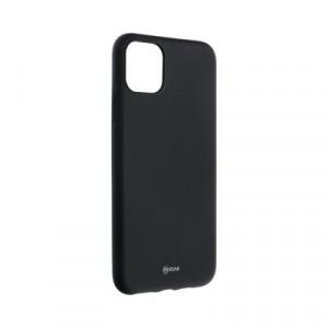 Силиконов гръб ROAR Colorful Jelly - iPhone 11 Pro Max черен