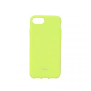 Силиконов гръб ROAR Colorful Jelly - iPhone 7 Plus / 8 Plus черен