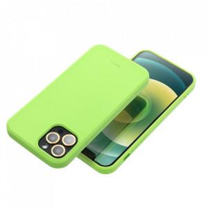 Силиконов гръб ROAR Colorful Jelly - Samsung Galaxy A32 LTE лайм