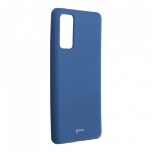 Силиконов гръб ROAR Colorful Jelly - Samsung Galaxy S20 FE / S20 FE 5G тъмносин