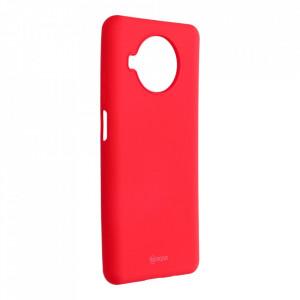 Силиконов гръб ROAR Colorful Jelly - Xiaomi Redmi Note 9 Pro 5G ярко розов