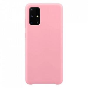 Силиконов гръб Soft Flexible Rubber - Samsung Galaxy A72/A72 5G розов