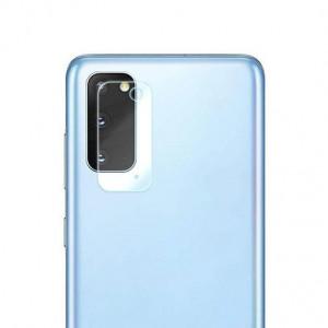 Супер издръжлив 9H закален стъклен протектор за камера - Samsung Galaxy A21s