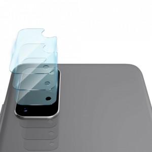 3 бр. закален стъклен протектор за камера Ringke Invisible Defender 0.25mm - Samsung Galaxy S20 Plus