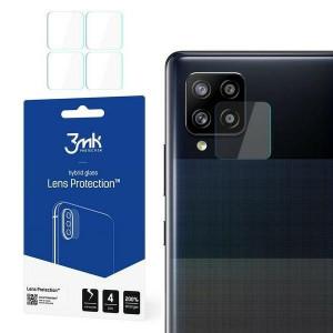 4бр. гъвкав протектор за камера 3MK Lens Protect - Samsung Galaxy A22 5G