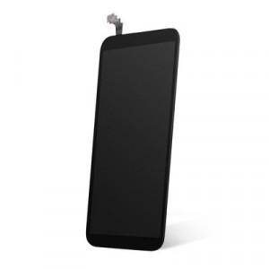 5D Full Glue гъвкав нано протектор - iPhone X / XS черен
