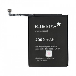 Батерия - Xiaomi Redmi Note 7 (BN4A) 4000mAh Li-Ion BLUE STAR