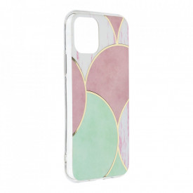 Гръб Forcell MARBLE COSMO - iPhone 12 Mini дизайн 05