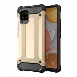 Гръб Hybrid Armor - Samsung Galaxy A42 5G златист