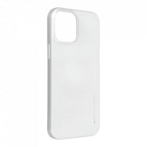 Гръб i-Jelly Mercury - iPhone 12 Pro Max сребрист