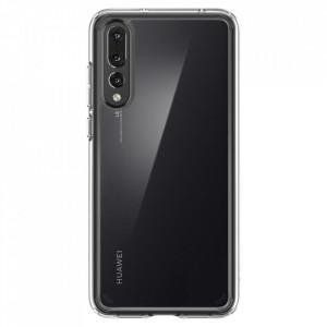 Гръб Spigen Ultra Hybrid - Huawei P20 Pro прозрачен