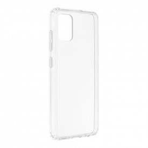 Гръб Super Clear Hybrid - Samsung Galaxy A51 прозрачен