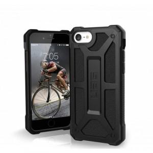 Гръб UAG Monarch - iPhone 7 / 8 / SE 2020 черен