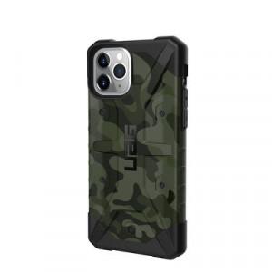 Гръб UAG Pathfinder - iPhone 11 Pro Max зелен камуфлаж