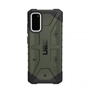 Гръб UAG Pathfinder - Samsung Galaxy S20 тъмнозелен