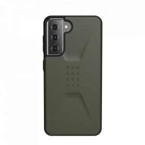 Гръб UAG Urban Armor Gear Civilian - Samsung Galaxy S21 зелен