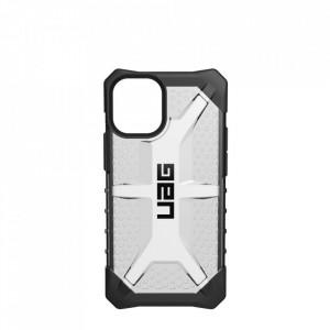 Гръб UAG Urban Armor Gear Plasma - iPhone 12 Mini прозрачен / сив