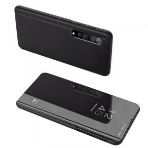 Калъф тип книга Clear View (активен капак) - Xiaomi Mi 10 / 10 Pro черен