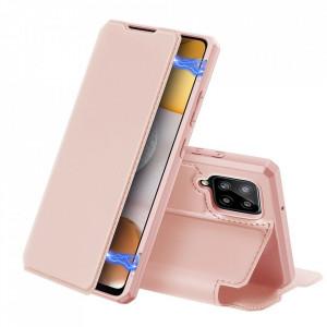 Калъф тип книга DUX DUCIS Skin X - Samsung Galaxy A42 5G розов