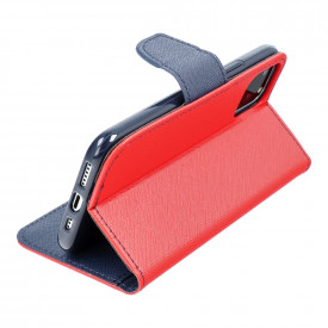 Калъф тип книга Fancy - Samsung Galaxy A32 LTE червен