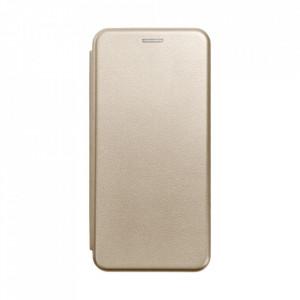 Калъф тип книга FORCELL Elegance - Samsung Galaxy S21 Plus златен