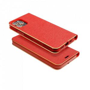 Калъф тип книга Luna - Samsung Galaxy A22 LTE ( 4G ) червен