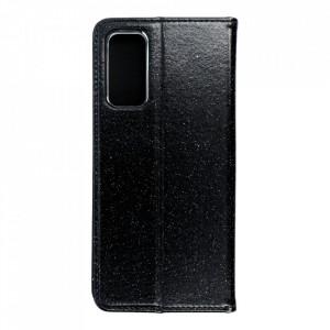 Калъф тип книга Shining - Samsung Galaxy S20 FE / S20 FE 5G черен