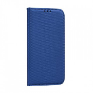 Калъф тип книга Smart - Huawei P8 Lite тъмносин