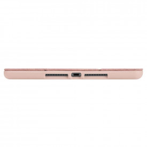 "Калъф тип книга Spigen Urban Fit - iPad 10.2"" 2019 розово злато"