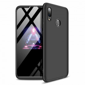 Калъф 360° GKK Full Body Cover (без стъкло) - Huawei P Smart 2019 черен