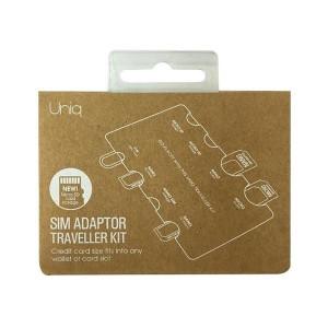 Органайзър за SIM карти 7 в 1 UNIQ