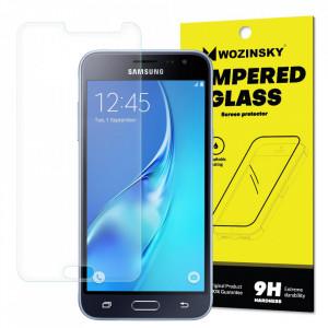 Плосък стъклен протектор 9H WOZINSKY - Samsung Galaxy J3 2016