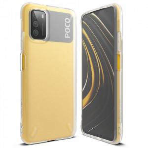 Подсилен гръб Ringke Onyx Durable TPU - Xiaomi Poco M3 / Xiaomi Redmi 9T прозрачен (OXXI0003)