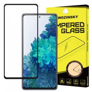 Протектор с пълно покритие и рамка WOZINSKY - Samsung Galaxy S20 FE / S20 FE 5G черен