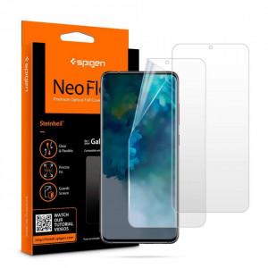 Протектор фолио Spigen Neo Flex Hd - Samsung Galaxy S20